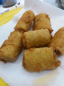 paccheri ripieni indorati e fritti al ragù napoletano 19