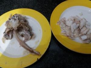 Scialatielli con zucca carciofi e rana pescatrice_8