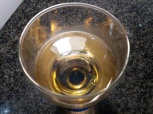 Scaloppina di orata al vino bianco su vellutata di patate e zucchine_9