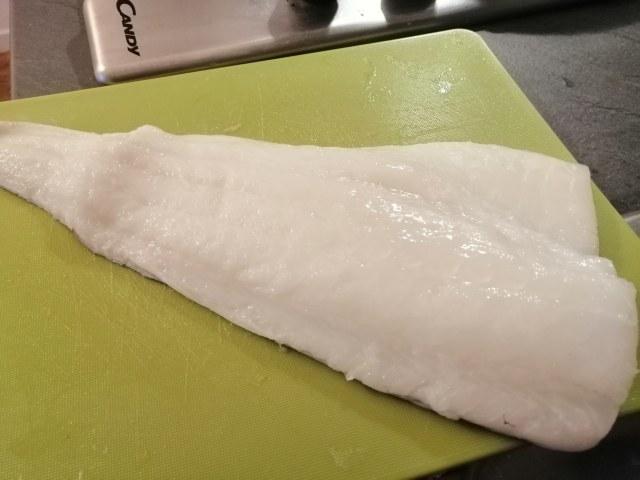 Bacalhau com nata